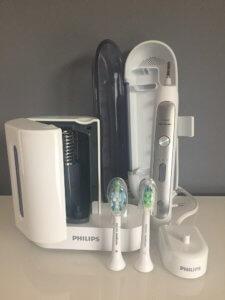 Philips Sonicare HX9172/15 Schallzahnbürste im Test
