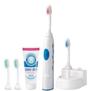 Ultraschall Zahnbürste von Emmi dent