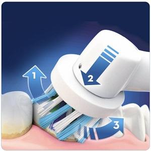 elektrische Zahnbürste Bürstenkopf