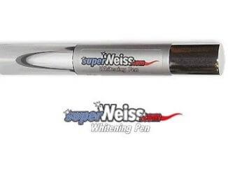 Superweiss Whitening Pen zum Zähne aufhellen