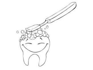 Zähneputzen - So putzt du die Zähne richtig