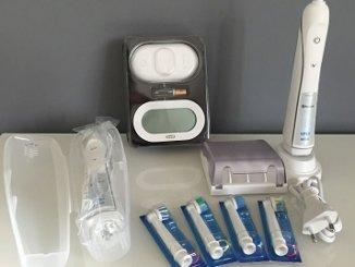 Oral-B PRO 6500 elektrische Zahnbürste Test