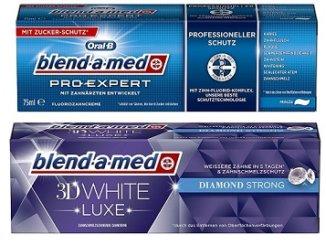 blend-a-med - Die Zahnpasta von Oral B im Überblick