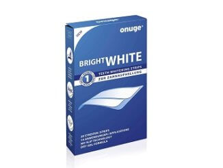 Whitestrips - Whitening Stripes zum Bleaching - White Strips Zähne