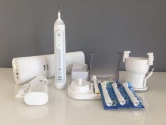Braun Oral B Genius 9000 Test
