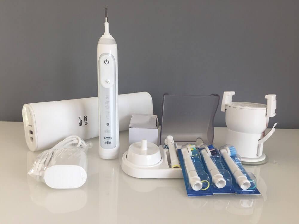 Braun Oral B Genius 9000 Test
